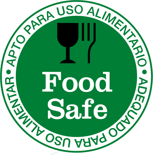 certificado food safe